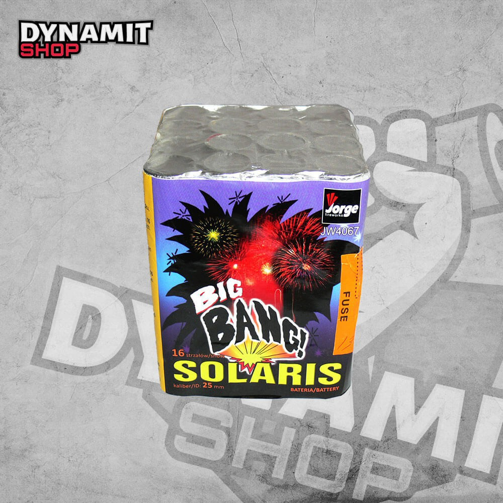 Battery Solaris JW4067