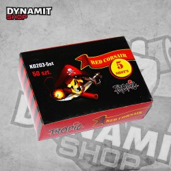 Firecrackers Red Corsair K0203-5
