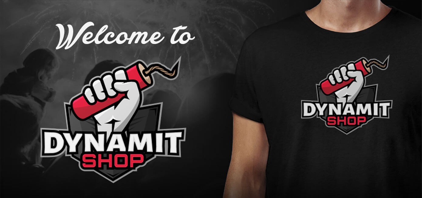 Welcome to Dynamit Shop