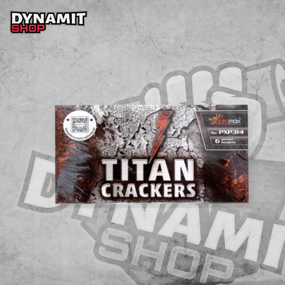 Titan crackers