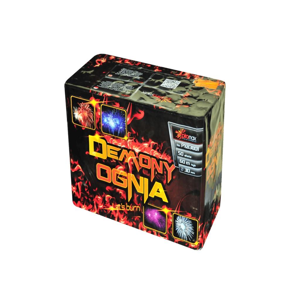 Demony Ognia 50s PXB3801
