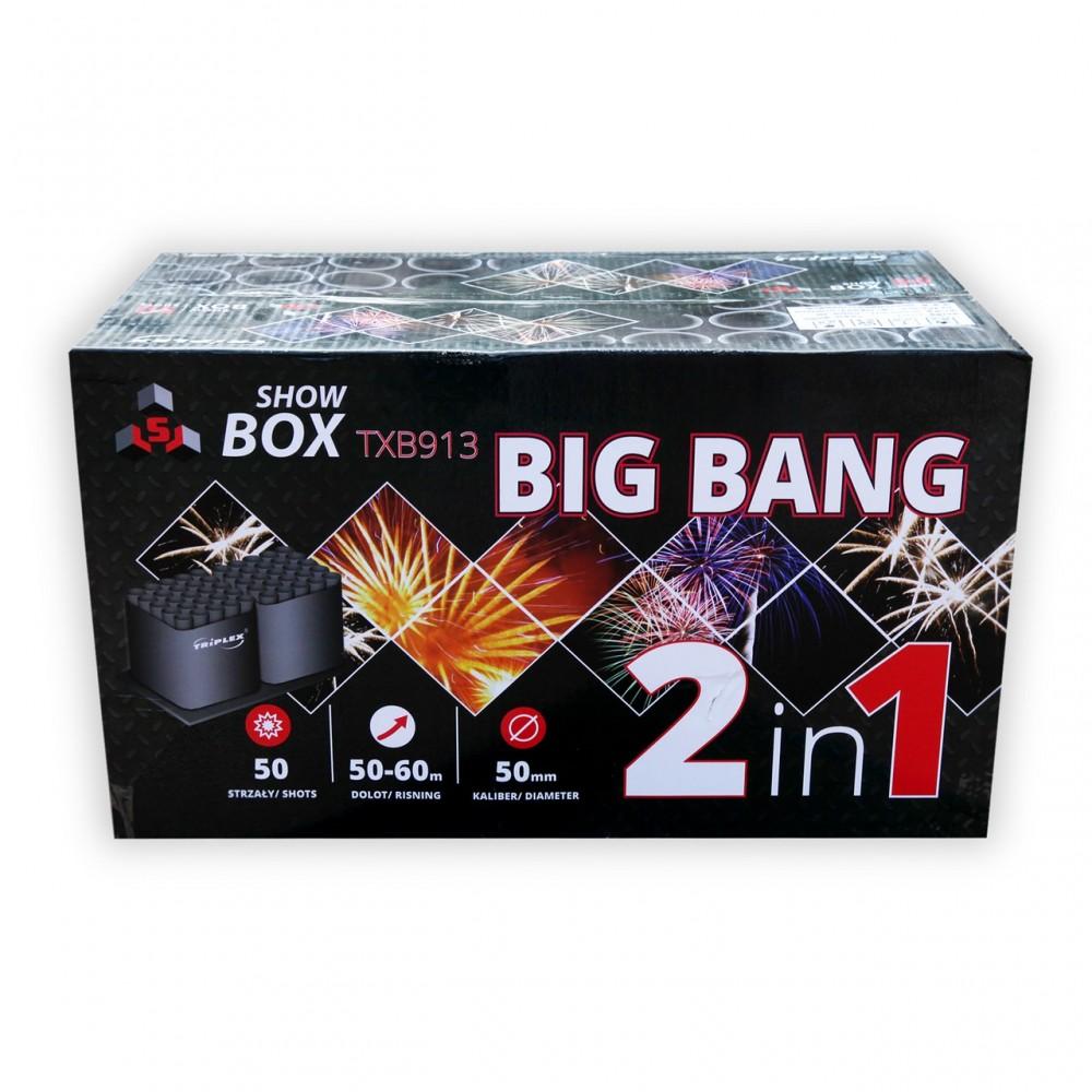 """Big Bang 2"""" 50s TXB913 F3 1/1"""