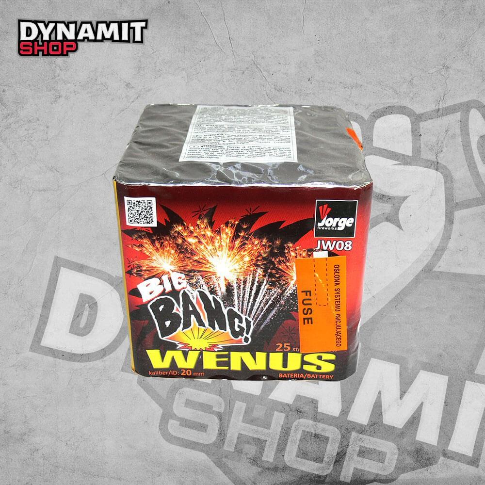 Battery Wenus JW08