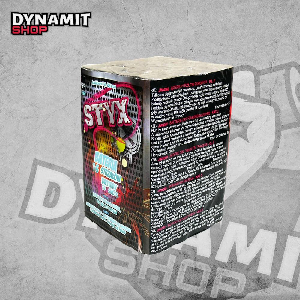 Battery Styx JW4060