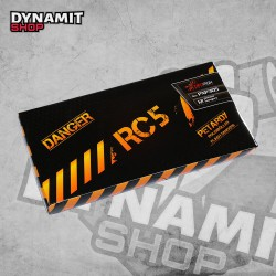Firecrackers Danger RC5