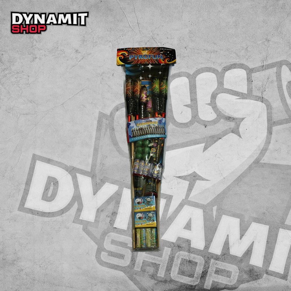 Rocket Set Pyrofan TXR926