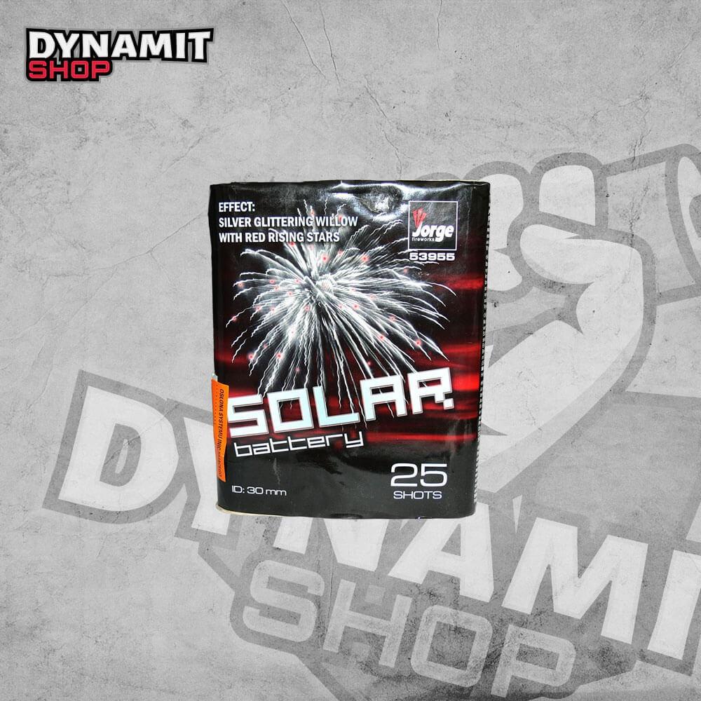 Battery Solar 53955
