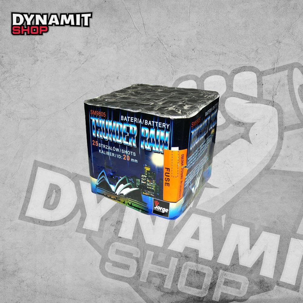Battery Thunder Rain SM9805