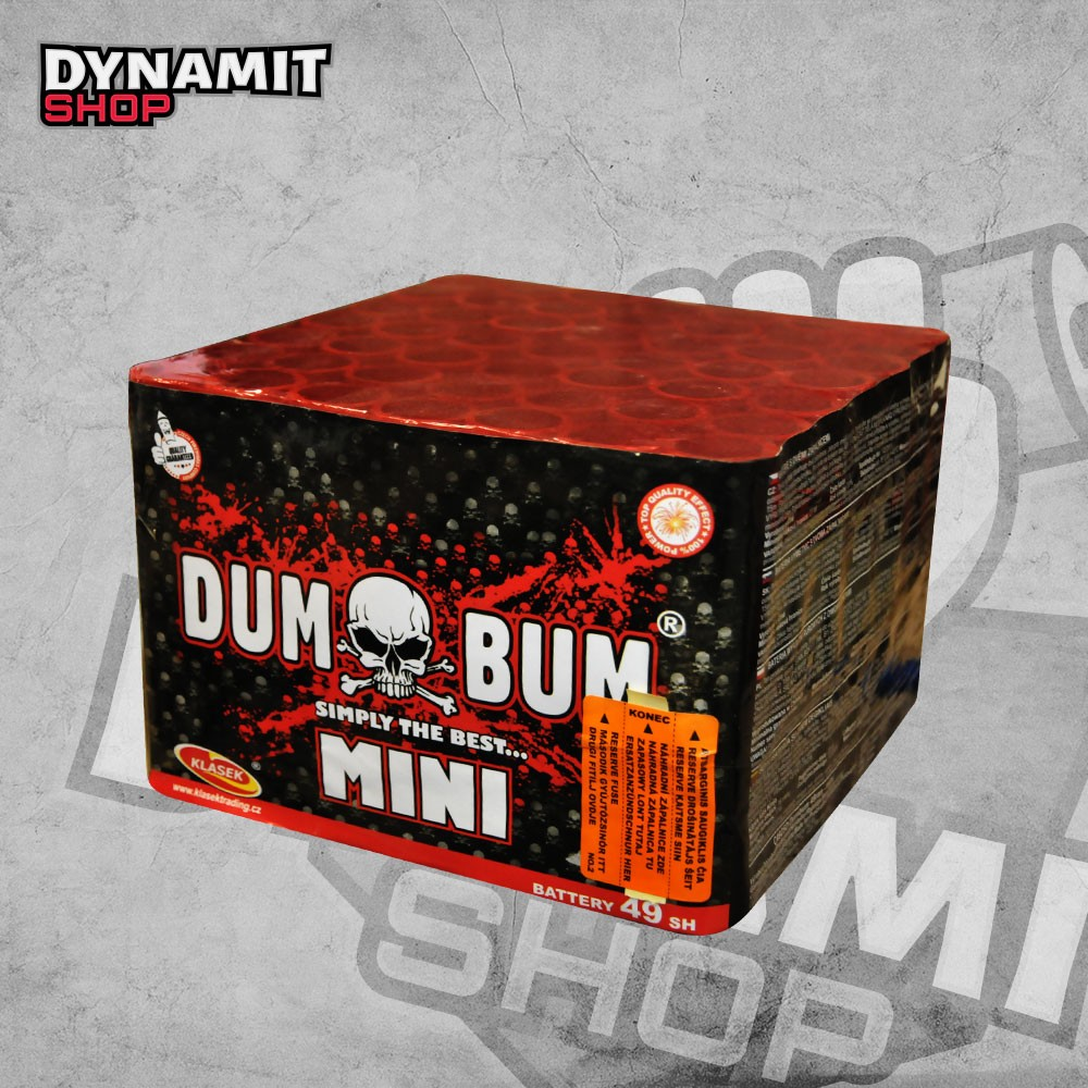 Dum Bum Mini C4925D