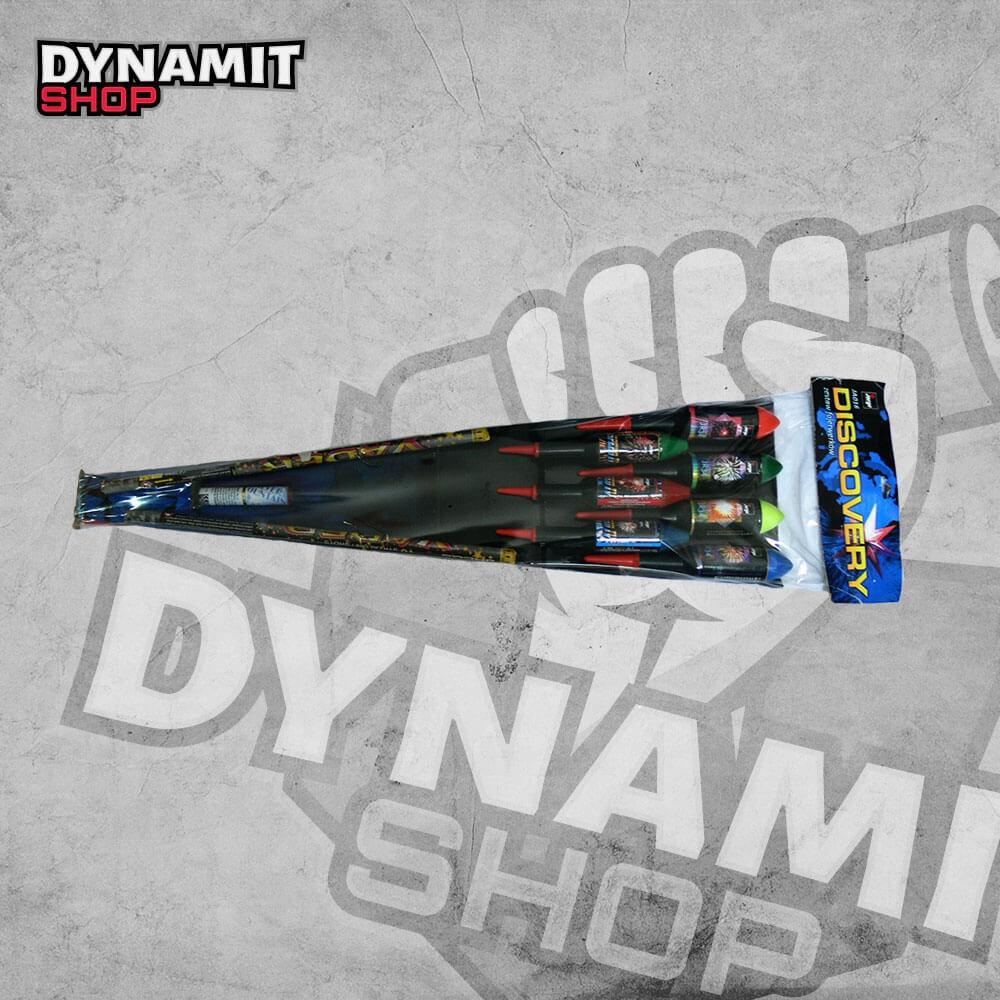 Rocket Set Discovery JA016